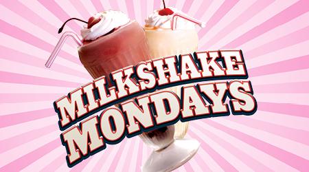 Milkshake Mondays logo