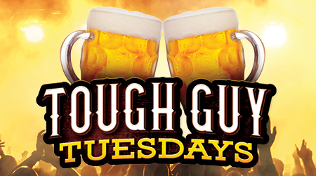 Tough Guy Tuesdays logo