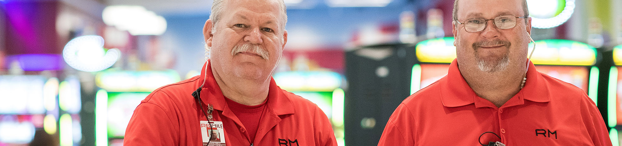 Two Red Mile employees
